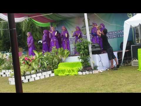 Al Hasyimiyah Nasyid Silaturahmi Santriwati kelas VII