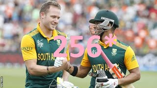 Cricket World Cup Facts Episode 3: World Record 5th Wicket Partnership