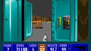 Jag's Longplay +067+ PC - Wolfenstein 3D