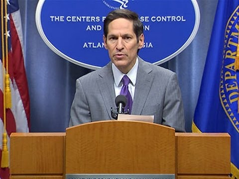 CDC Confirms First Case of Ebola in US