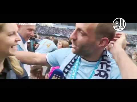 Pablo Zabaleta - Blue Blood - Manchester City