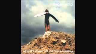 Watch Snow Patrol Ask Me How I Am video