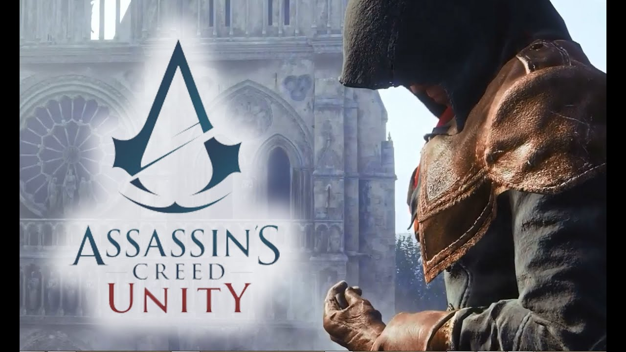ac Unity New Gameplay Assassin's Creed Unity ac v