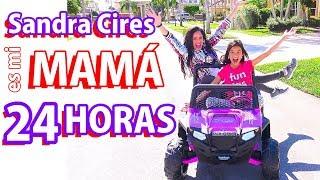 NIÑERA POR UN DÍA ft. Sandra Cires | TV Ana Emilia