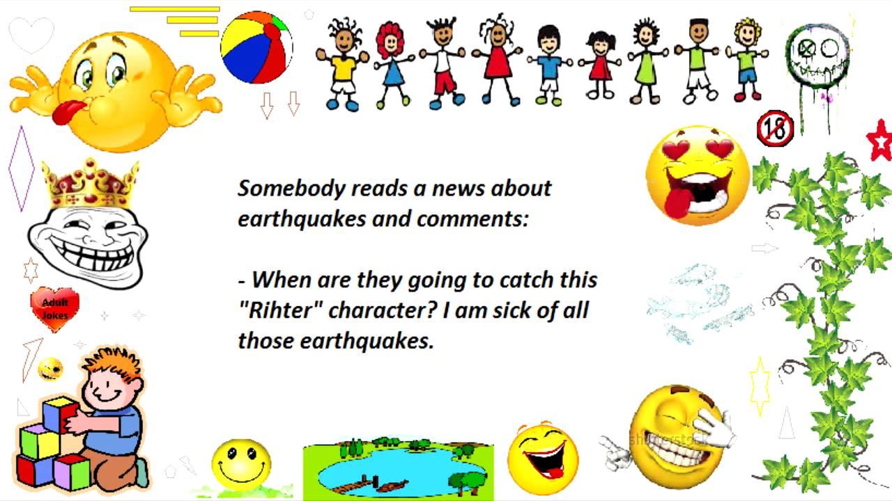 Funny Jokes - YouTube