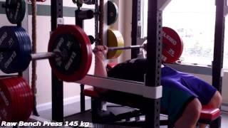 Francis Rousseau - Training 2014-06-11