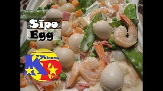 Cooking | Sipo Egg | Sipo Egg