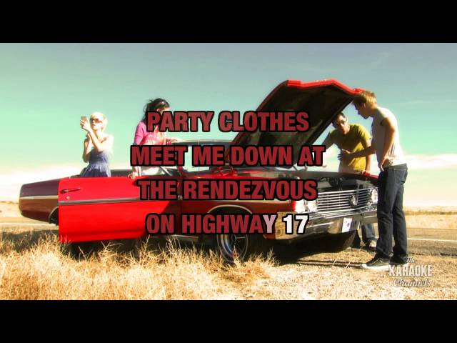 """Sideways in the Style of """"Darryl Worley"""" with lyrics (with lead vocal)"""