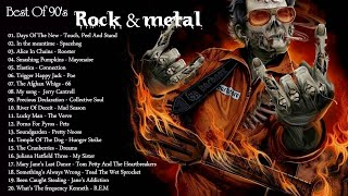 The Greatest Hits Rock & Metal  || 90's alternative rock playlist [full songs]