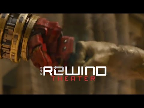 Hulk Vs. Hulkbuster From Avengers: Age Of Ultron - Ign Rewind Theater video