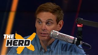 Colin Cowherd explains decision to leave ESPN, join FOX Sports | THE HERD