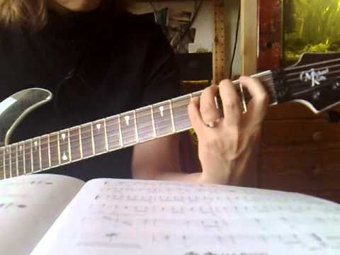 Whips And Chains - Metal Rhythm Guitar Vol. 1 Song 1 By Troy Stetina video