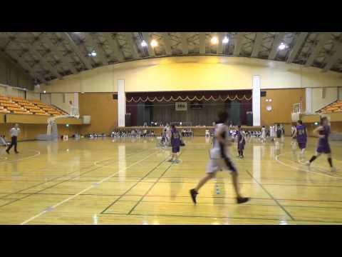 150628東北ママさんバスケット青森県予選一般(Sea☆Cats vsFUN )1Q