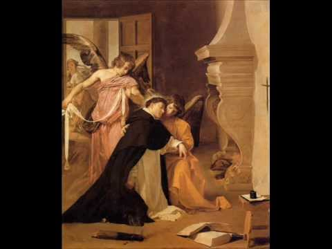 Gregorian Chant - Adoro te devote