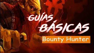 ¿Bounty Hunter de Offlane? l Guías Básicas