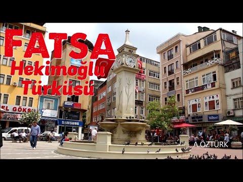 ORDU Fatsa - Hekimoğlu Türküsü (FULL HD)