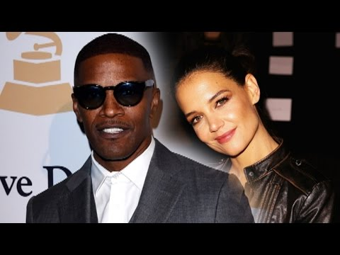 Katie Holmes and Jamie Foxx Reportedly Dating, Photographed Holding Hands