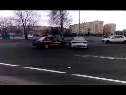 POLACY ZA KIEROWNICĄ Odc 1 - Wypadki,kolizje Z Polskich Dróg STYCZEŃ 2015 ( POLISH DRIVERS ) Full Ne