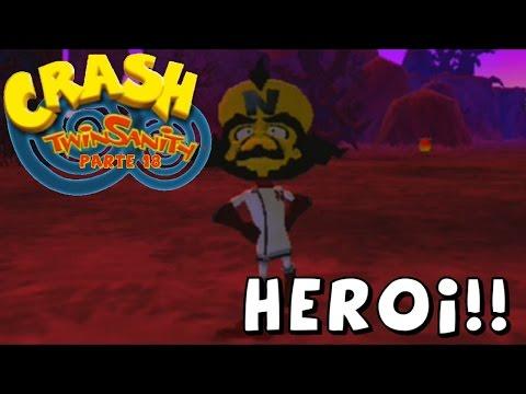 Crash Twinsanity - Cortex Tenta Ser Herói