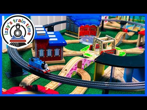 Toys for Kids! Thomas and Friends Bachmann Elevated | Fun Toy Trains