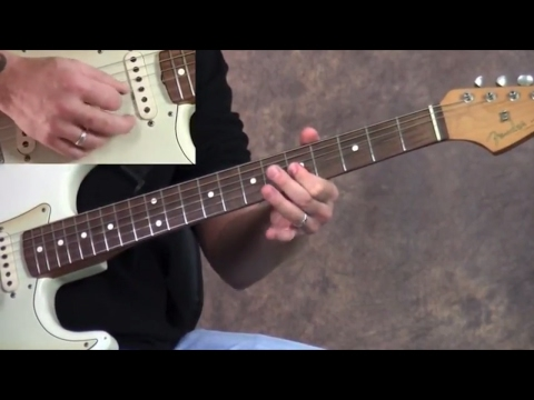 Steve Stine Guitar Lesson - 3 Blues Guitar Turnarounds You Can Use