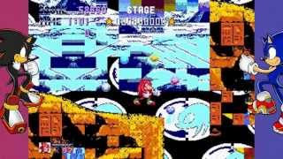 Sonic 3 & Knuckles - Debug Madness