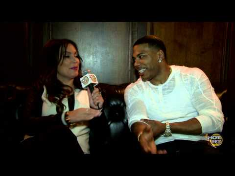 Angie Martinez and Nelly talk about the Mike & Ike movie trailer