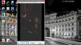 Modificar video : aumentar brillo, contraste, rotar etc, facil y gratis con VLC Media Player