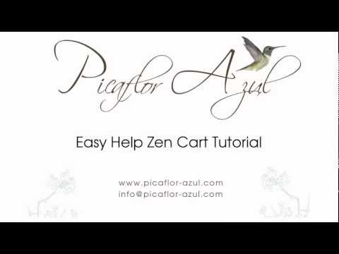 0 Easy Help Zen Cart Tutorial:  First Steps, Select HTML Editor