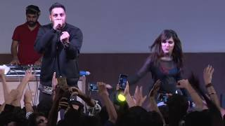 Badshah, Astha Gill Live Concert at United College of Engineering & Research Delhi-NCR
