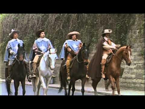 D'Artagnan and the Three Musketeers - Let's Be Glad!/Порадуемся на своем веку!