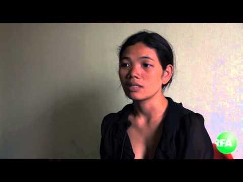Một người sắc tộc tị nạn bị bắt tại Bangkok