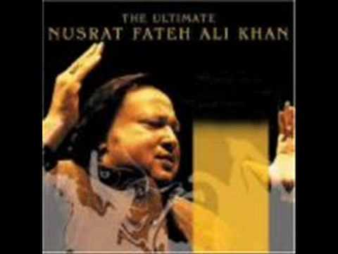 Nusrat Fateh Ali Khan Farsi Song (na Man Behooda Meraqsam) video