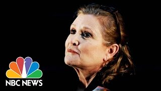 Carrie Fisher Dies At Age 60 | NBC News