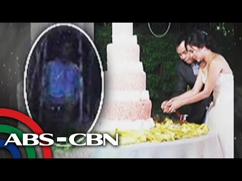 'Ghost' spotted at Chito-Neri wedding?