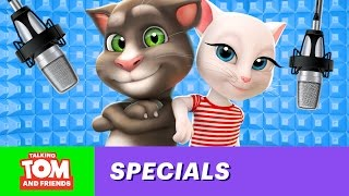 The Voices of Talking Tom and Friends - Behind the Scenes