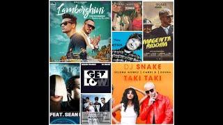 Non stop hindi english mix - 1 (dj mix)