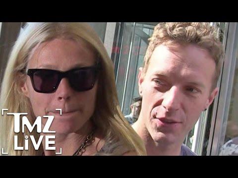 Gwyneth Paltrow & Chris Martin: Divorce a Done Deal (TMZ Live)