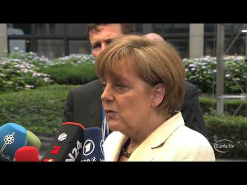 Merkel: Van Rompuy and Juncker to carry out post-election consultations