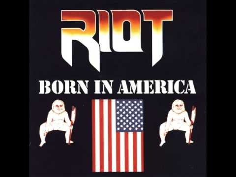 Riot - Running From The Law