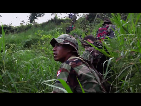 Peru Drug Bust - (Terrorist Ambush in Jungle)