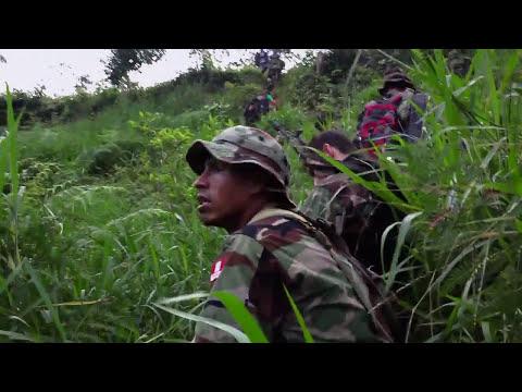 Peru Drug Bust - (Terrorist Ambush in Jungle)