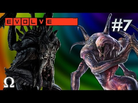 I'LL KILL YOU LAST, FRANKIE! (Kraken + Wraith) | #7 - Evolve