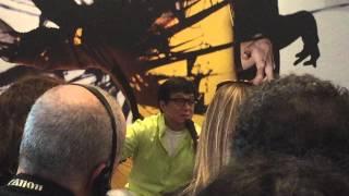 Jackie Chan remebers Zagreb/Yugoslavia, Far East Film Festival 2015