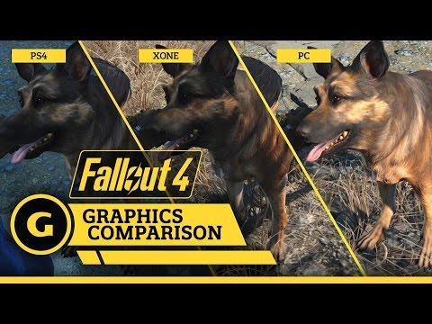 Fallout 4 Graphics Comparison