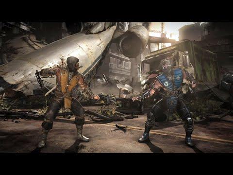 Mortal Kombat X: Official Tv Spot video