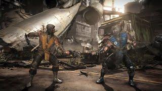 Download Mortal Kombat X: Official TV Spot 3Gp Mp4