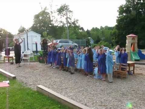 Grad 2012 - Tots N Us Song