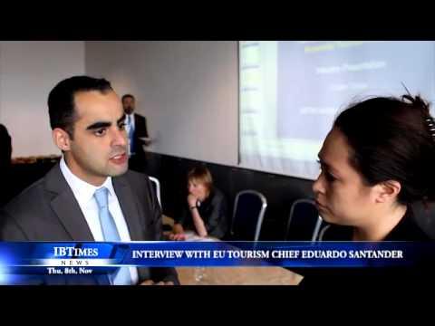 Interview with EU Tourism Chief Eduardo Santander