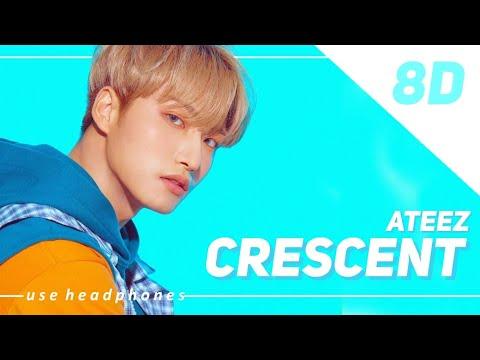 Download 🎧8D ATEEZ - Crescent 🎧 Mp4 baru